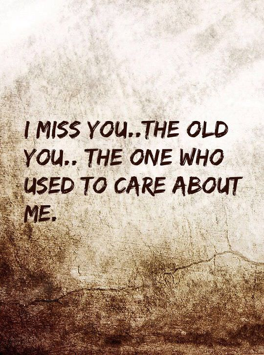 Sad I Miss You Teacher Quotes: Sad Love Quotes About Love Sayings I Miss You Who Care