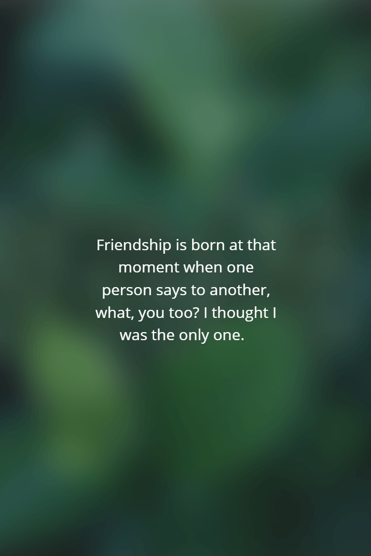 76 Inspiring Friendship Quotes For Your Best Friend 40