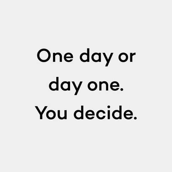 inspirational quotes about life one day you decide quotes on