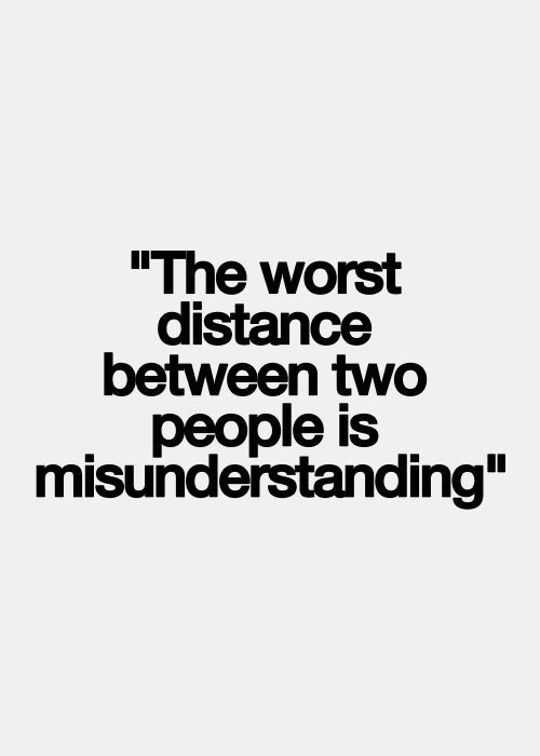 relationships quotes about distance between