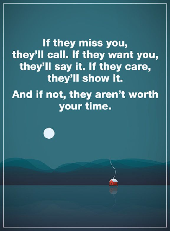 Inspirational Life Quotes About Life Thoughts If They Miss You, They'll