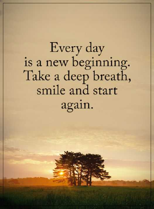 Positive Inspirational Quotes Of The Day: Positive Quotes About Life: Take A Deep Breath, Every Day