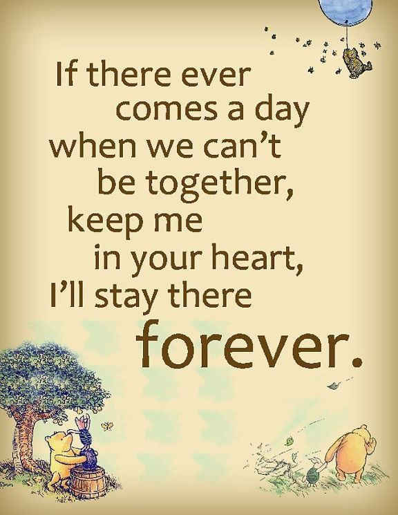 Best Friendship Quotes About friends sayings I\'ll Stay There ...