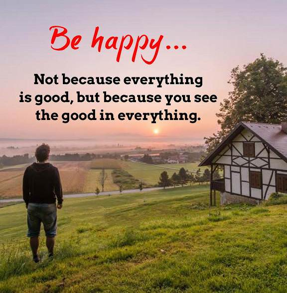 Be Happy Quotes: Best Happiness Quotes About Life Sayings Be Happy You See
