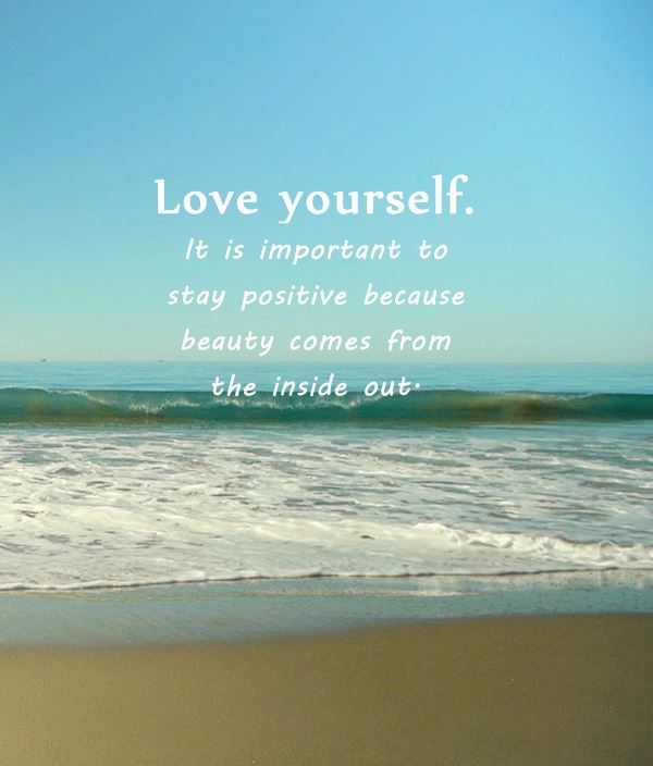 10 Positive Quotes Love Yourself 1