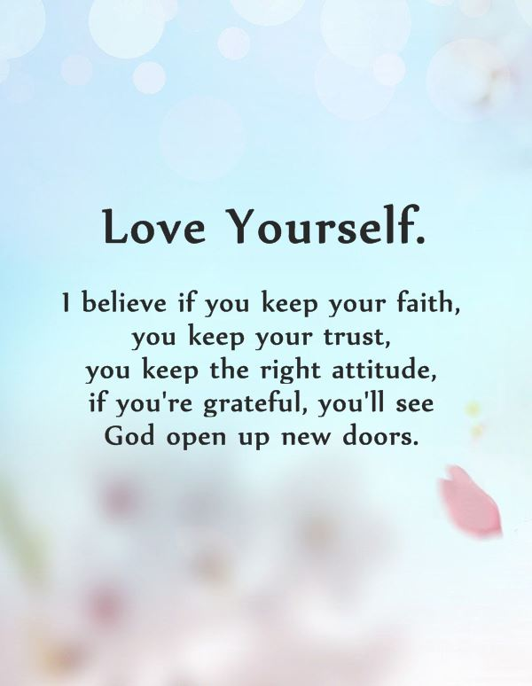 10 Positive Quotes Love Yourself 4
