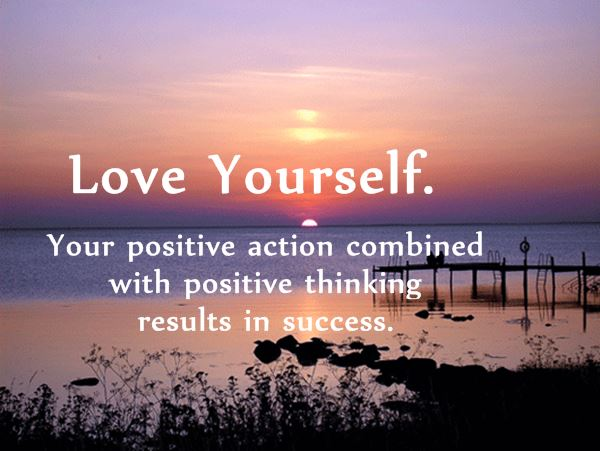 10 Positive Quotes Love Yourself 6
