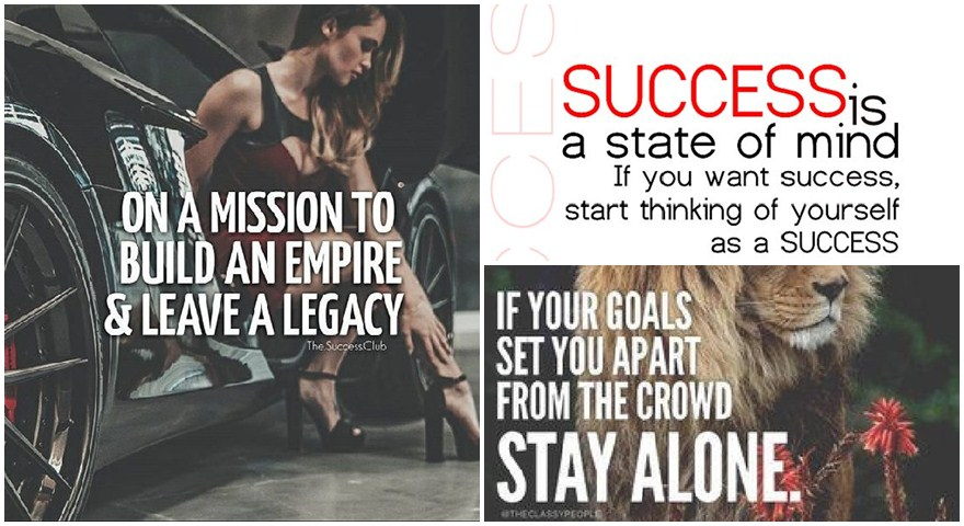 100 Success Quotes That Will Inspire You To Succeed