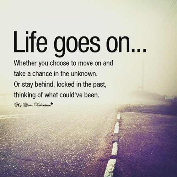 56 Inspirational Quotes About Moving On 2