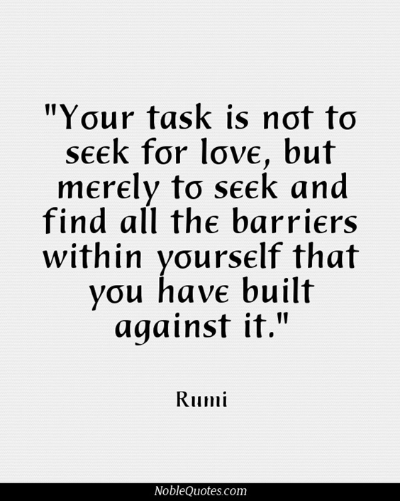 112 Inspirational Rumi Quotes That Will Inspire You 12