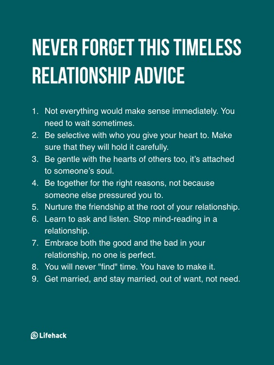 89 Relationships Advice Quotes To Inspire Your Life - Page 3 ...