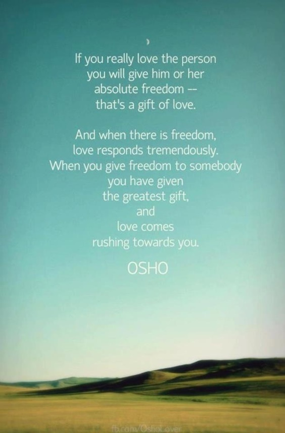 Best 100 Osho Quotes On Life, Love, Happiness, Words Of Encouragement -  Dreams Quote
