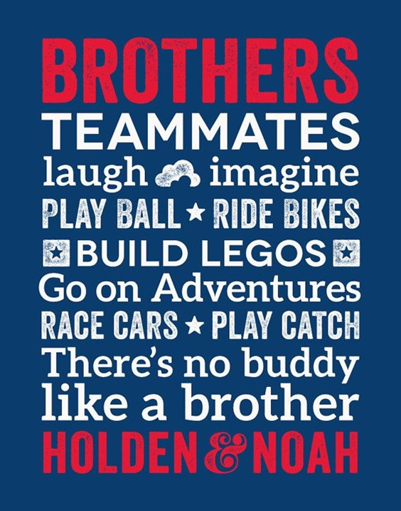 The 100 Greatest Brother Quotes And Sibling Sayings 40c05b370498984f9bc67a3c977d61aa 82