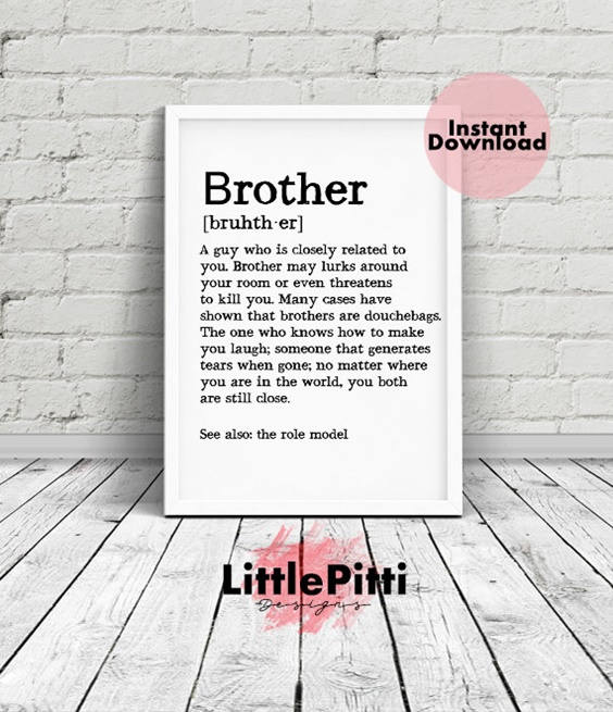The 100 Greatest Brother Quotes And Sibling Sayings 8cf7f50c2739eb830096ab27c6f6b2db 22