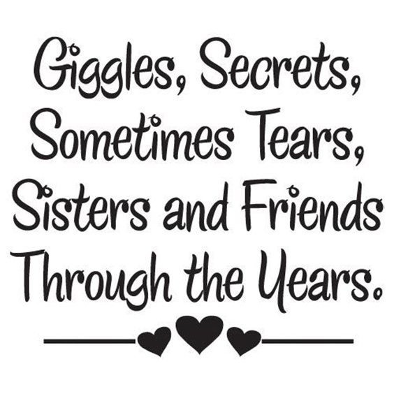 108 Sister Quotes And Funny Sayings With Images - Page 8 of ...