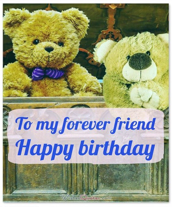 50 Happy Birthday Wishes Friendship Quotes With Images 3