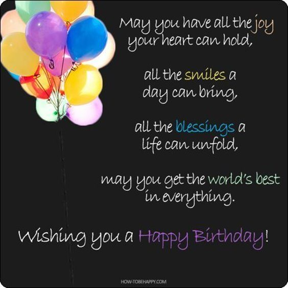 50 Happy Birthday Wishes Friendship Quotes With Images 8