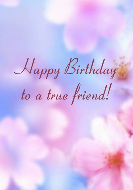 50 Happy Birthday Wishes Friendship Quotes With Images 9