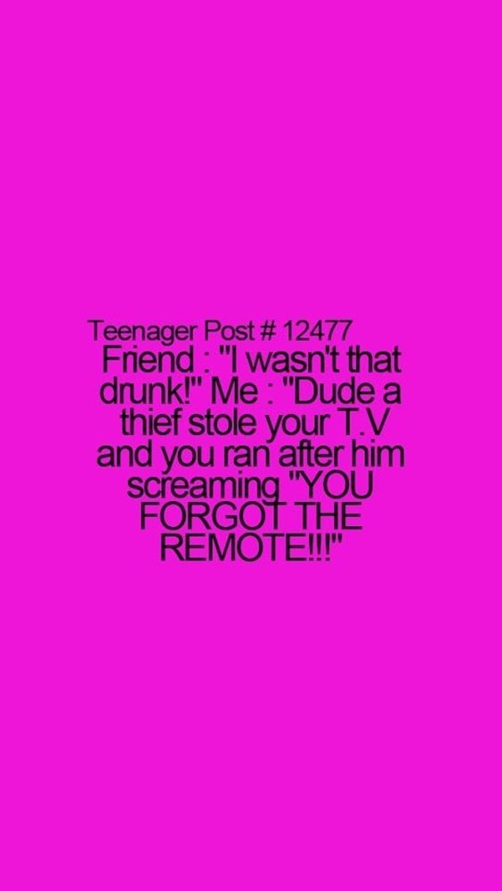 Top 34 Funny Quotes For Teens 20