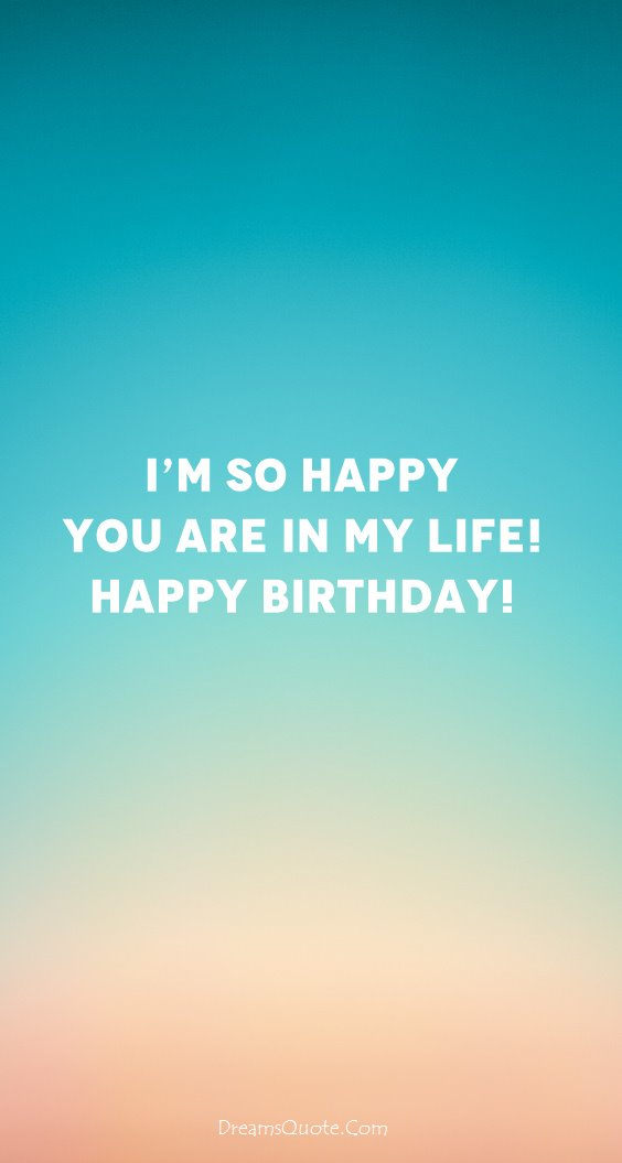 143 Happy Birthday Wishes Messages And Happy Birthday Quotes 4