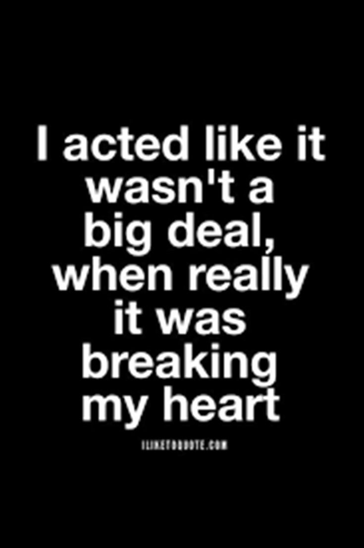 284 Broken Heart Quotes About Breakup And Heartbroken ...