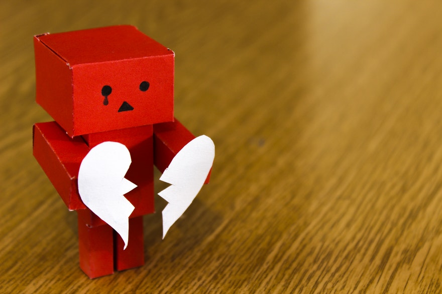 Broken Heart Quotes About Breakup And Heartbroken Sayings