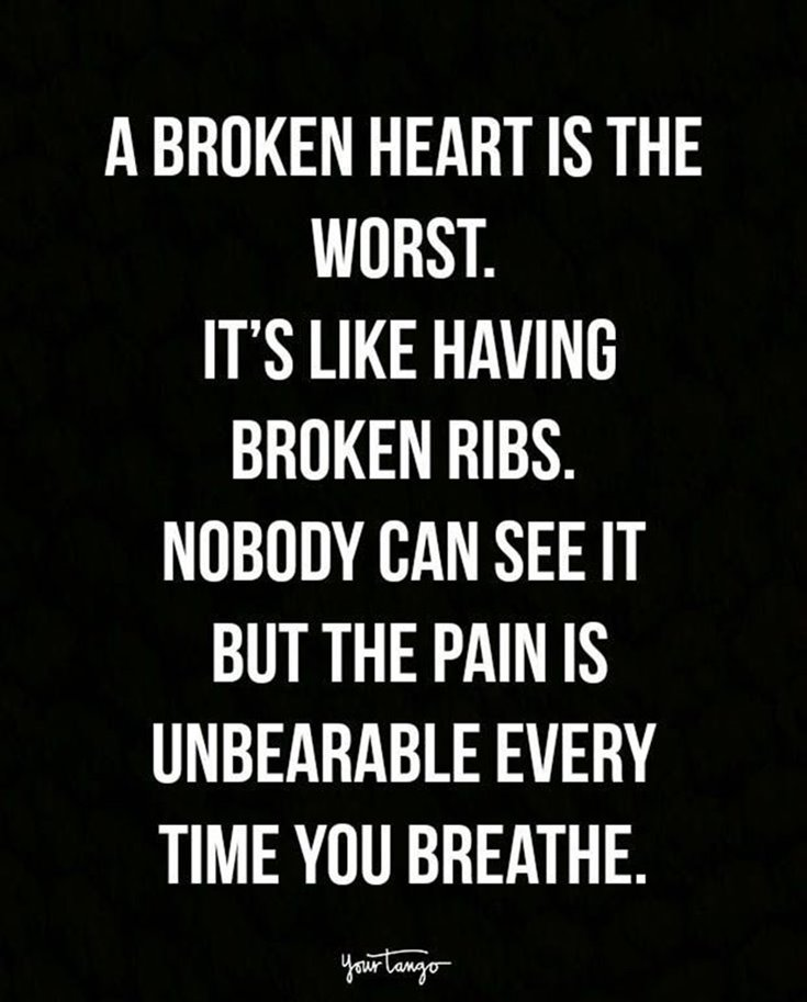 35 Wonderful Collection Of Best Sad Quotes: 284 Broken Heart Quotes About Breakup And Heartbroken