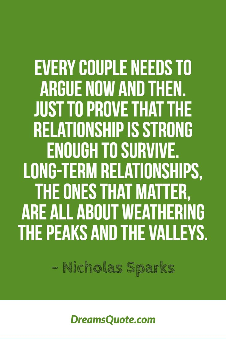 337 Relationship Quotes And Sayings Dreams Quote