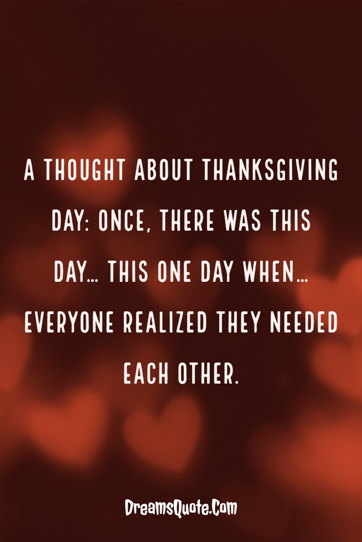 28 Inspirational Thanksgiving Quotes And Sayings 18