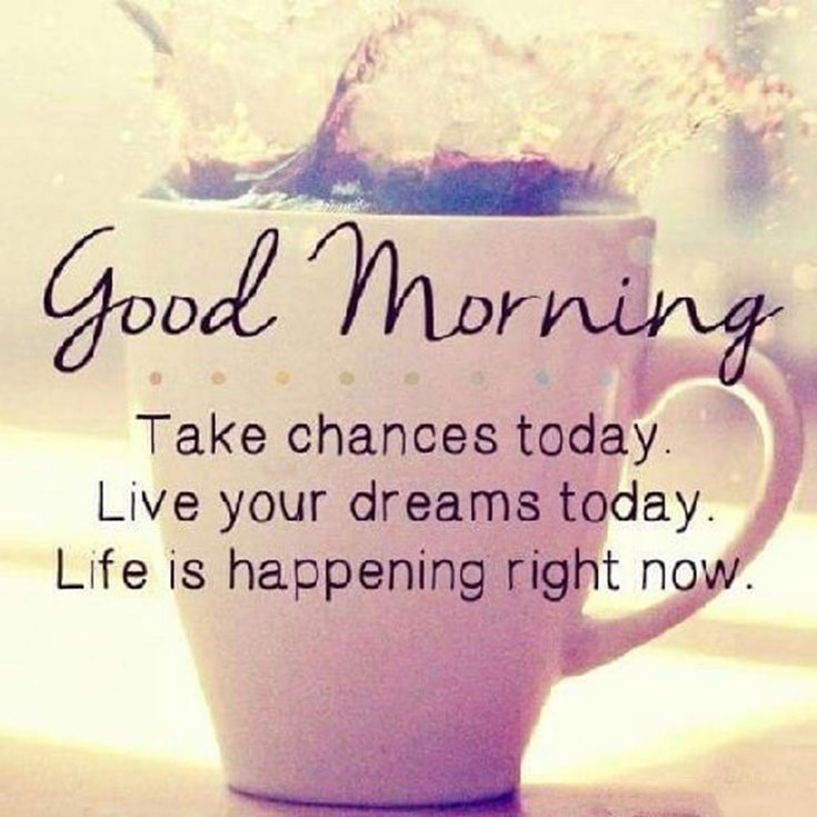56 Good Morning Quotes and Wishes with Beautiful Images 12