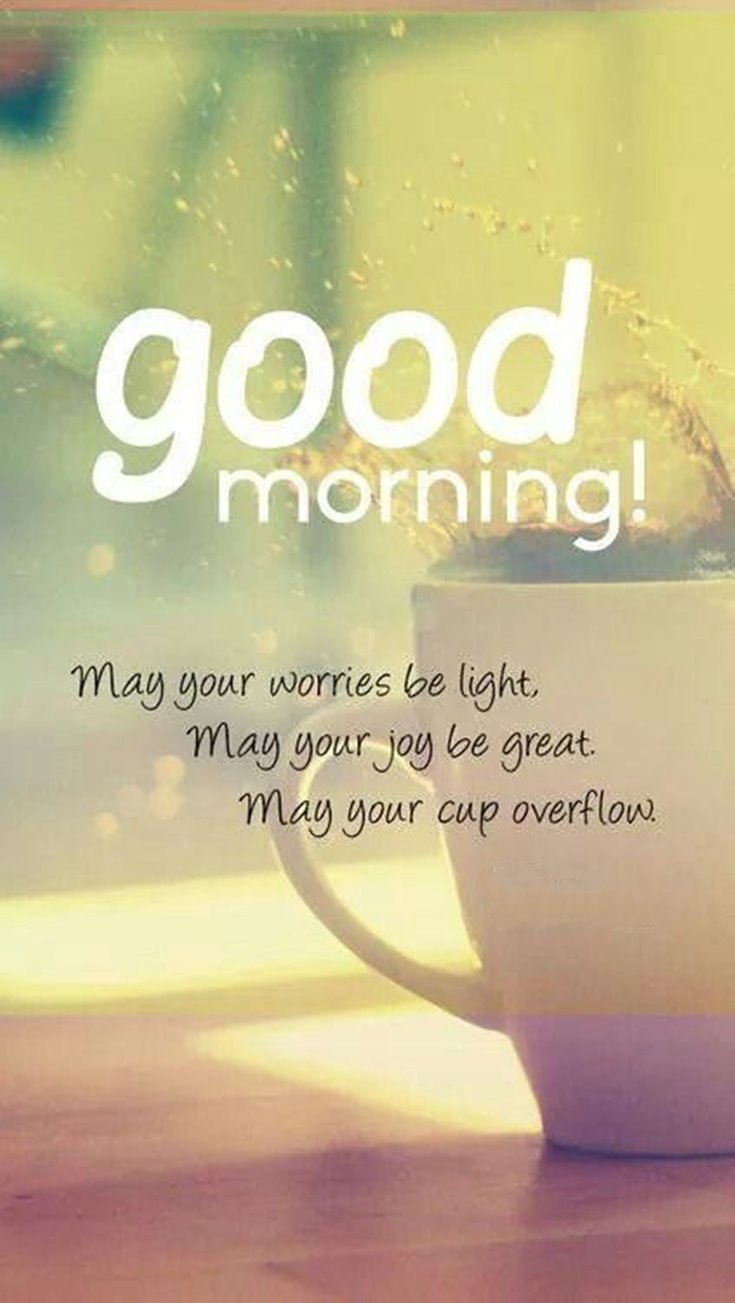56 Good Morning Quotes and Wishes with Beautiful Images 15