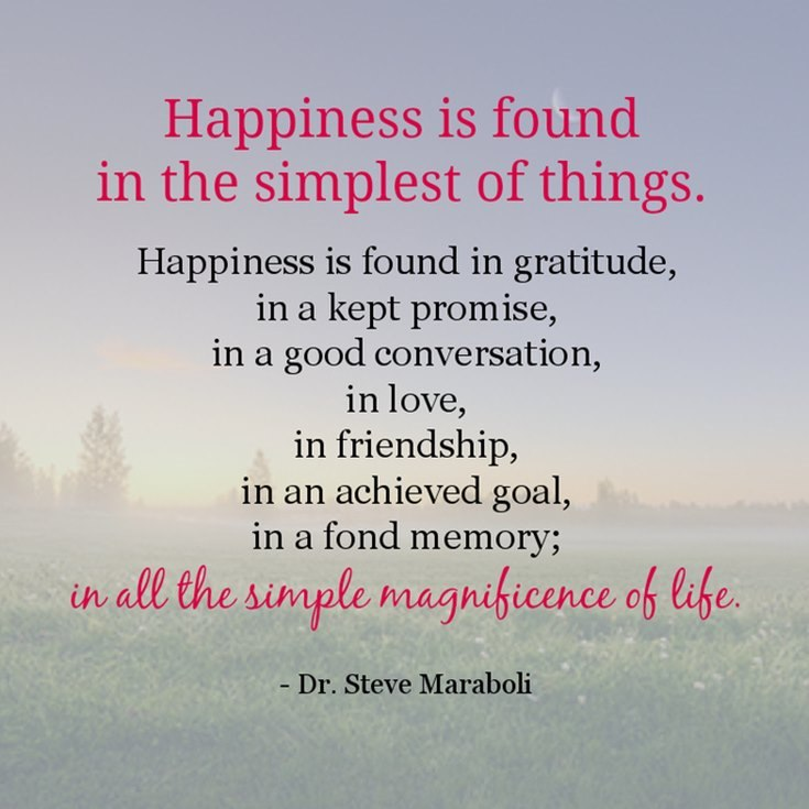 47 Top Quotes About Happiness and Love Sayings That Will Make You Smile 15