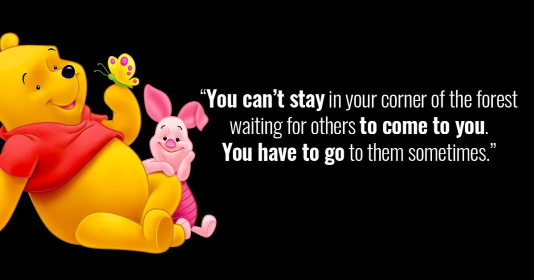 Winnie The Pooh Quotes To Fill Your Heart With Joy