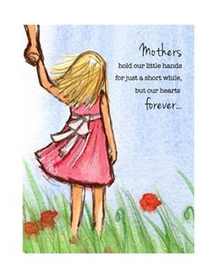 60 Inspiring Mother Daughter Quotes and Relationship Goals 57