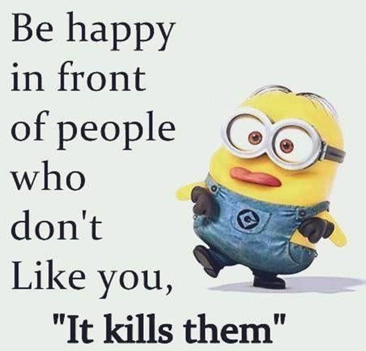Best 45 Very Funny Minions Quotes of the Week 25