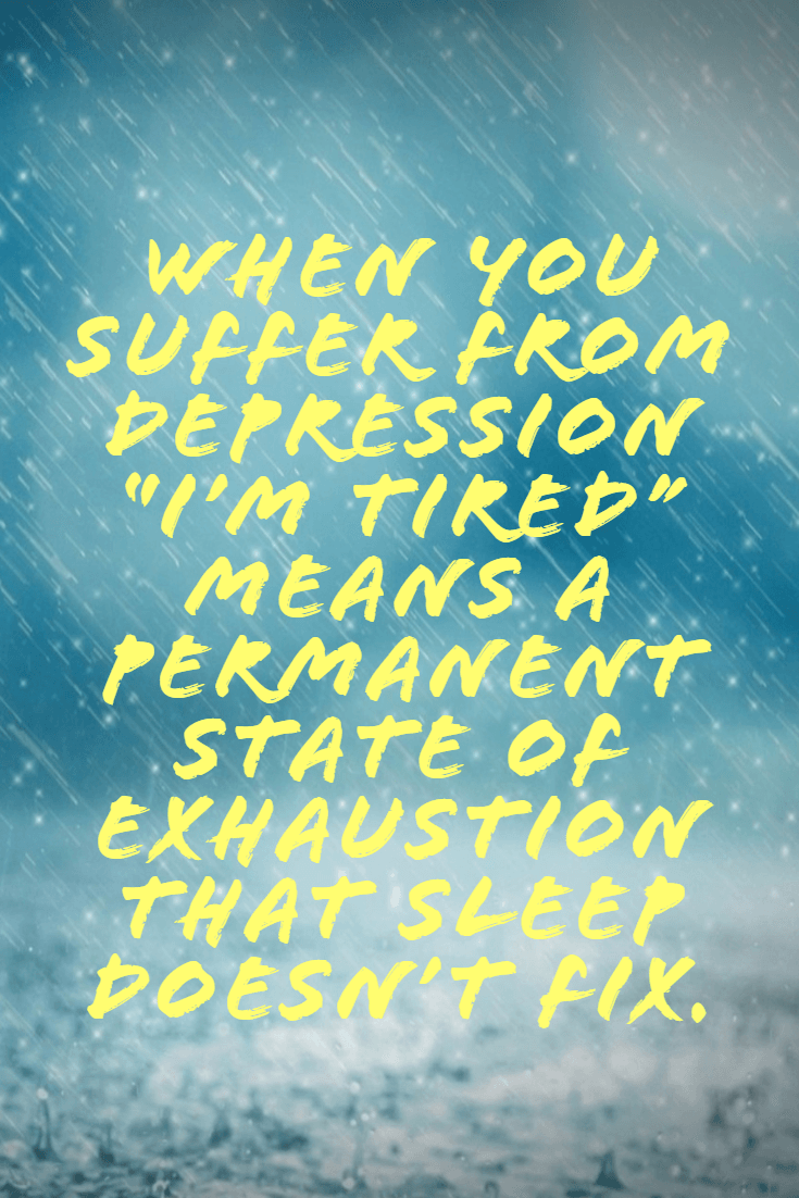 56 Depression Quotes and Sayings About Depression 17 #quote on depression