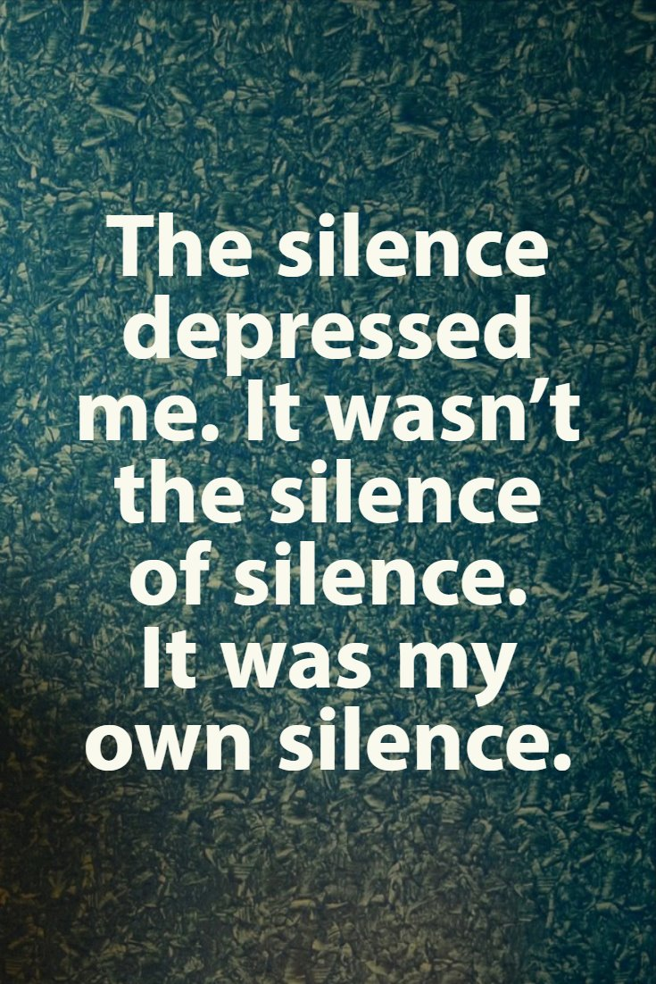 56 Depression Quotes and Sayings About Depression 27 #quote on depression feelings