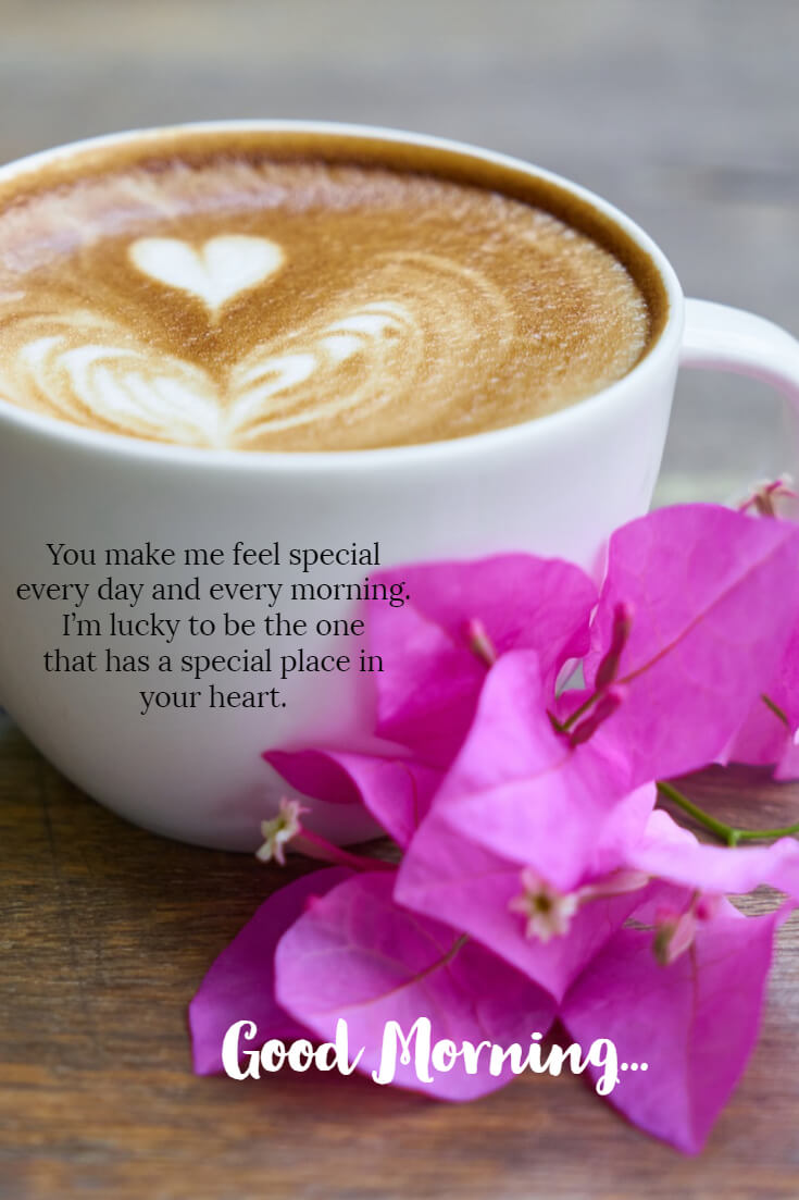 97 Good Morning Love Messages for her