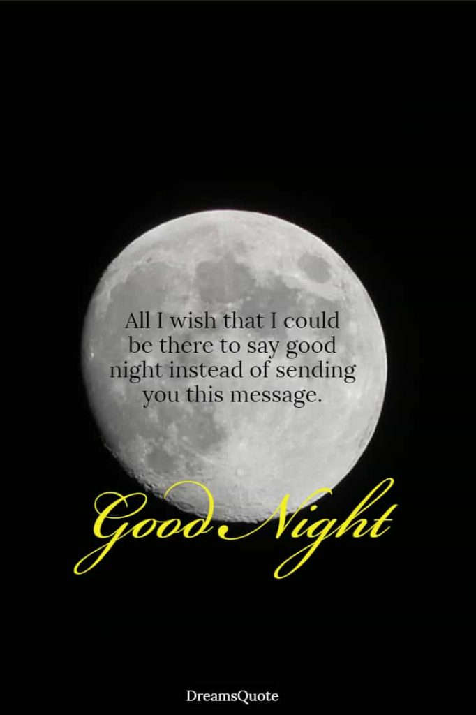 35 Good Night Quotes For Her And Love Messages With Images ...
