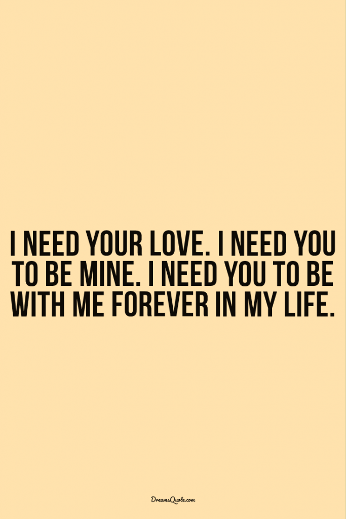 Extremely romantic quotes you should say to your love