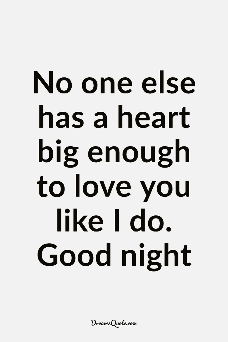 Good night messages for her text messages wishes and quotes