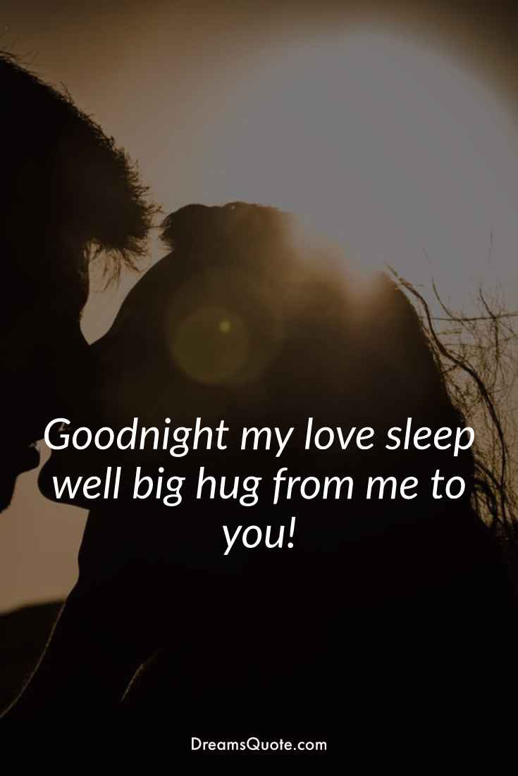 190+ Good Night Text For Her - Cute Love Quotes With