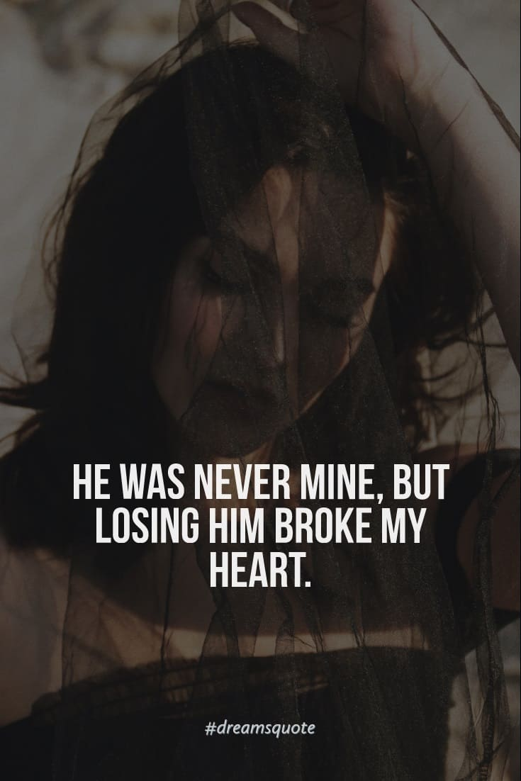 Sad Love Quotes for him Sad quotes about life