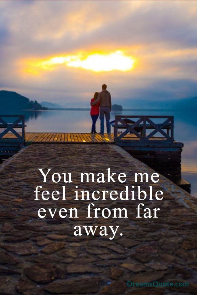 Top 60 Long Distance Relationships Quotes - Dreams Quote