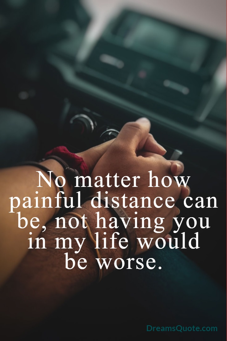 Love Quotes For Long Distance Relationships