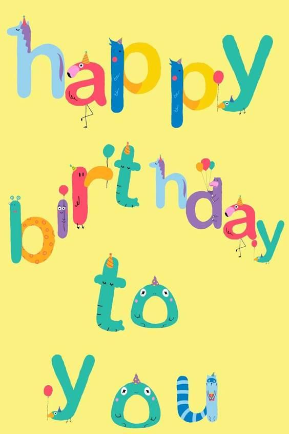 happy birthday short