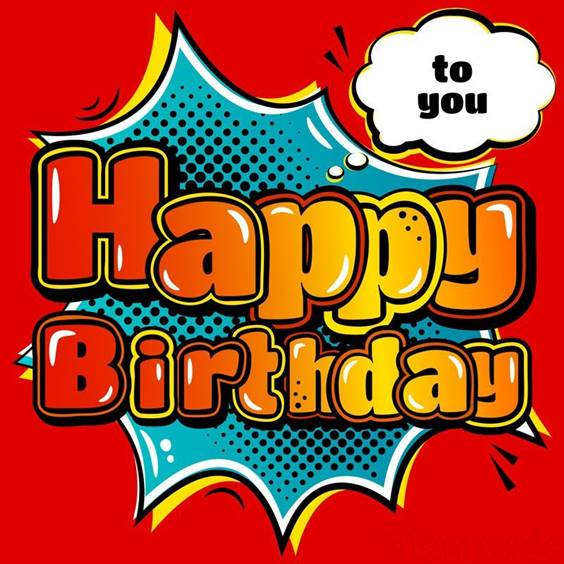 happy birthday to you all