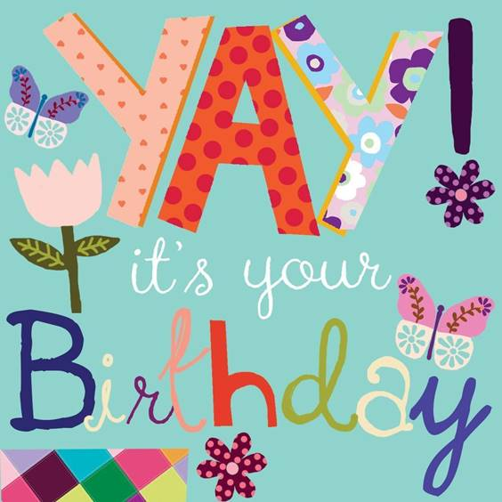 happy birthday to you message