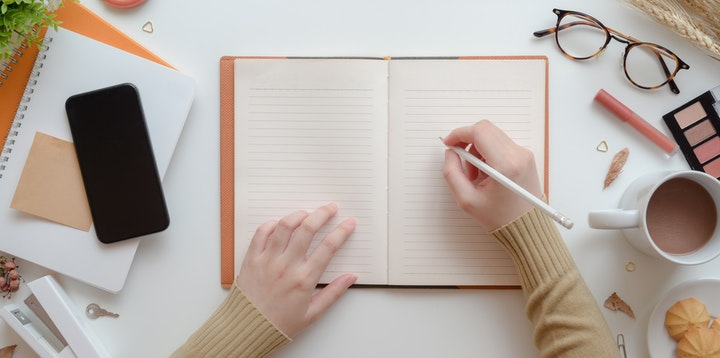 Inspiring quotes on journaling to inspire