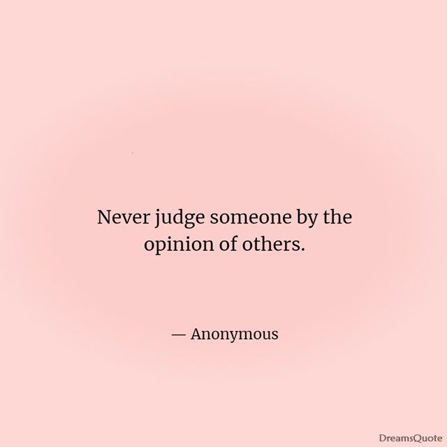 judging others quotes on people